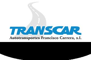 Transcar logotipo